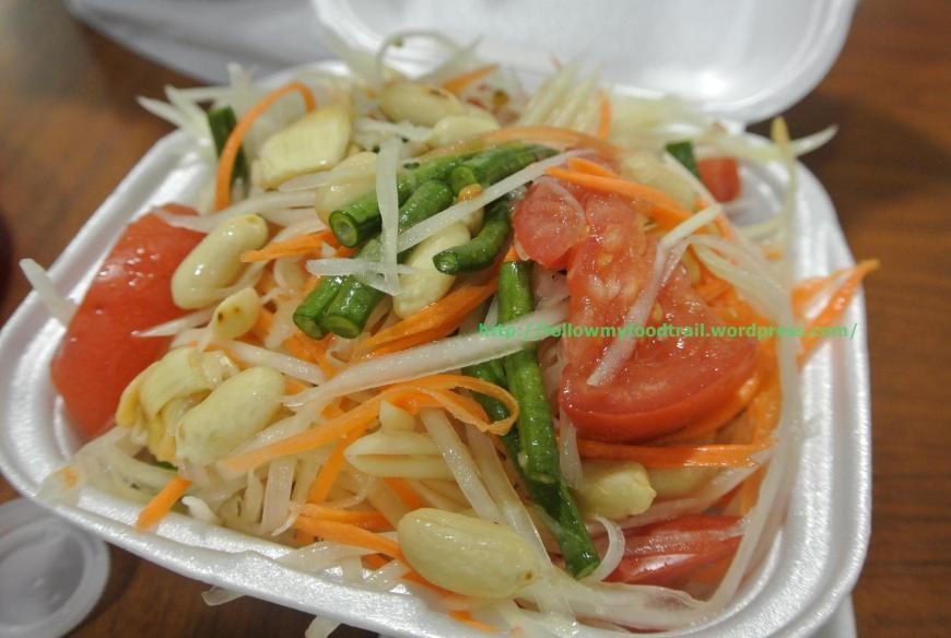 JT - Papaya Salad (S)