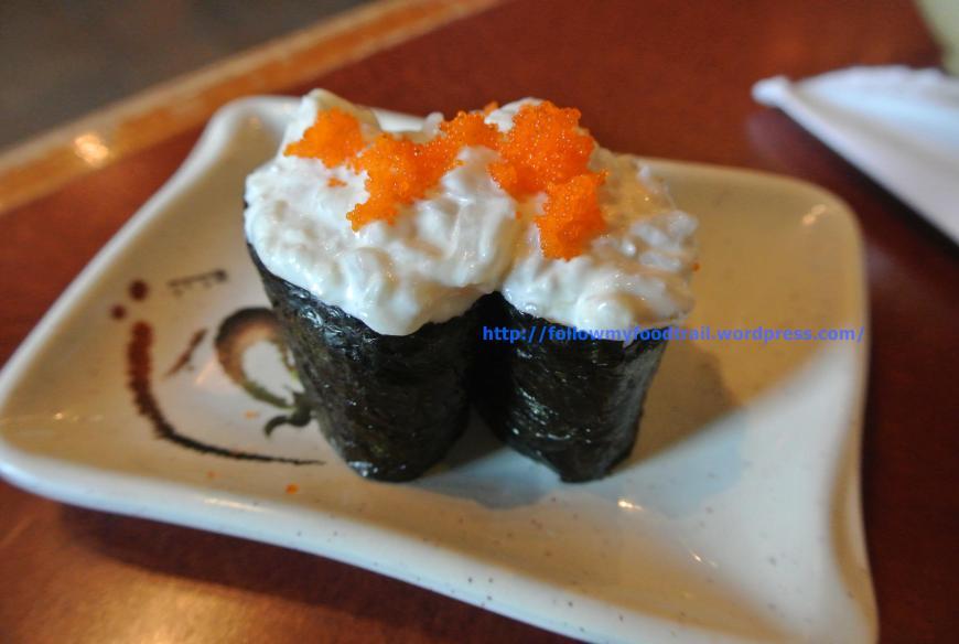 Itoko - Scallop Special Nigiri