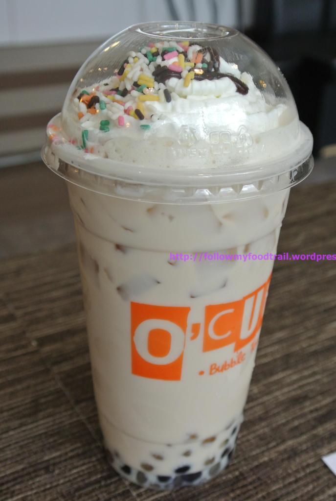 OCup - Panda Milk Tea