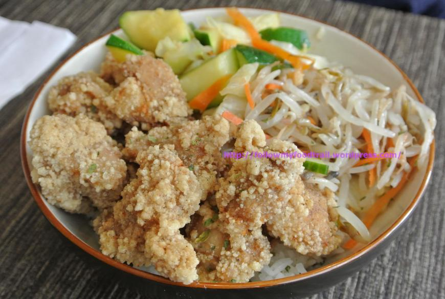 OCup - Taiwanese Fried Chicken with Rice