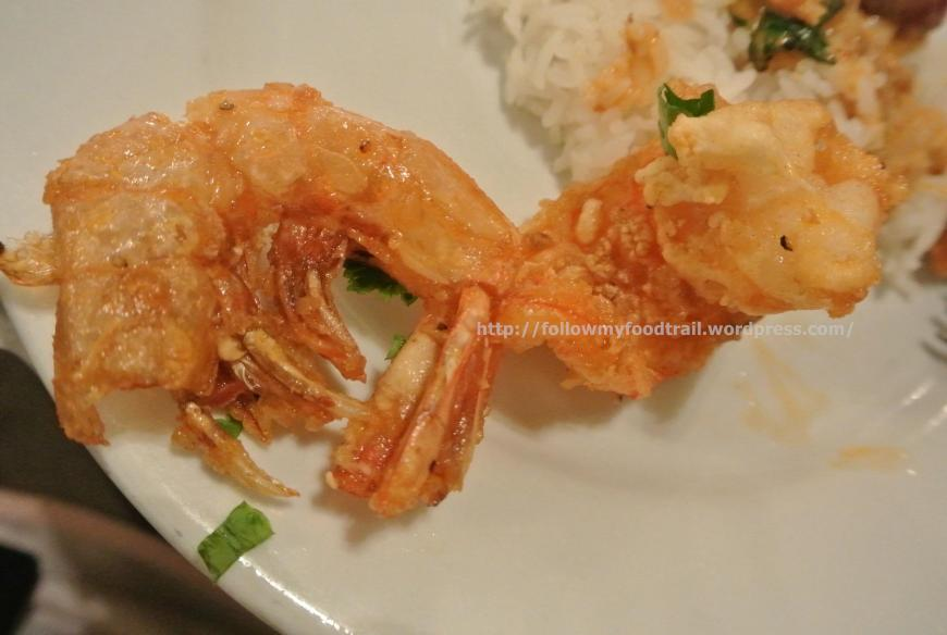 Lotus - Garlic Shrimp (2)